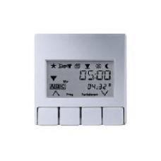 AL5232T3 LS 990 АлюминийНакладка жалюзийного выкл. УНИВЕРСАЛ с таймером(мех.220ME,230ME,232ME)