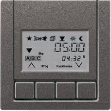 AL5232T3AN LS 990 АнтрацитНакладка жалюзийного выкл. УНИВЕРСАЛ с таймером(мех.220ME,230ME,232ME)