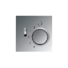 ALFTR231PL LS 990 АлюминийНакладка регулятора теплого пола(мех.FTR231U)