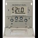 ALUT238D LS 990 АлюминийДисплей термостата с таймером(мех. UT238E)
