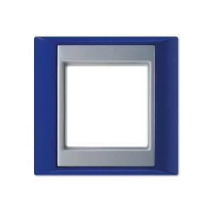 AP581BLAL А Plus Синий/Алюминий Рамка 1-я
