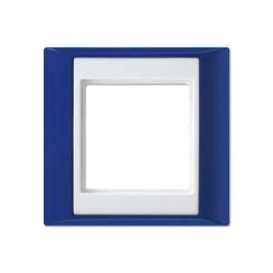 AP581BLWW А Plus Синий/Белый Рамка 1-я