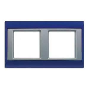 AP582BLAL А Plus Синий/Алюминий Рамка 2-я