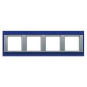 AP584BLAL А Plus Синий/Алюминий Рамка 4-я