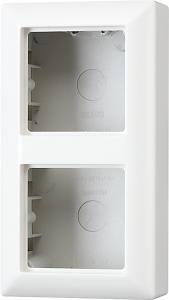 AS582AWW АS 500 Бел Коробка 2-я для накладного монтажа