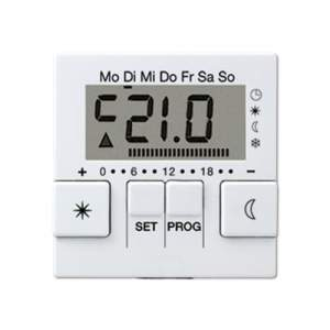 AUT238D АS 500 БежДисплей термостата с таймером(мех. UT238E)