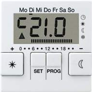 AUT238DMO А 500 Мокка Дисплей термостата с таймером(мех. UT238E)