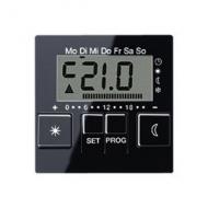 AUT238DSW А 500 ЧерныйДисплей термостата с таймером(мех. UT238E)
