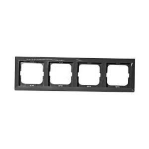 B 2514-95-507 BJB Basic 55 DIY Шато (чёрн) Рамка 4-ая