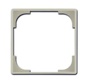 B 2516-902 BJB Basic 55 DIY Серебристый металлик Вставка декоративная в рамку
