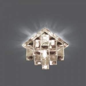 Светильник Gauss Crystal BL028 Кристал, G9, LED 2700K 1/30