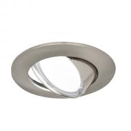 Светильник Gauss Metal CA008 Круг. Титан, Gu5.3 1/100