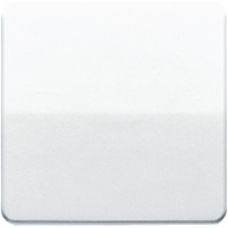 CD1561.07WW CD 500/CD plusБел Накладка светорегулятора/выключателя нажимного