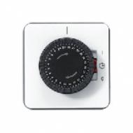 CD5024WW CD 500/CD plusБел Таймер поворотный суточный с электроприводом (шаг программы 30 мин)
