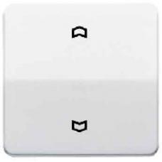 CD5232FLG CD 500/CD plusСветло-серый Накладка нажимного электронного жалюзийного выключателя ДУ(радио)