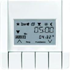 CD5232T3LG CD 500/CD plusСветло-серый Накладка жалюзийного выключателя УНИВЕРСАЛ с таймером