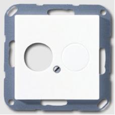 CD562WW CD 500/CD plusБел Лицевая панель для терминалов High-End