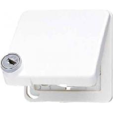 CD590BFSLKLGR CD ударопр. Серый Откидная крышка с замком для изделий 50х50