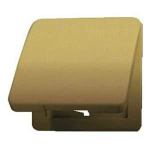 CD590KLGB CD 500/CD plusБронза Откидная крышка для розеток и изделий 50х50