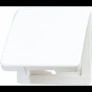 CD590KLO CD 500/CD plusОранжевый Откидная крышка для розеток и изделий 50х50