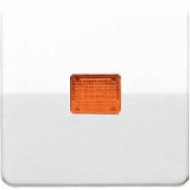 CD590KO CD 500/CD plusБеж Клавиша 1-я с/п с оранжевой линзой