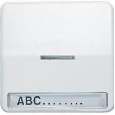 CD590NAKO5BR CD 500/CD plusКоричневый Клавиша 1-я с/п с полем для надписи