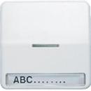 CD590NAKO5WW CD 500/CD plusБел Клавиша 1-я с/п с полем для надписи