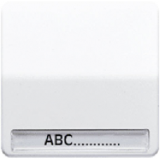 CD590NAWW CD 500/CD plusБел Клавиша 1-я с полем для надписи