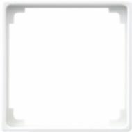 CD590ZWW CD 500/CD plusБел Промежуточная рамка для изделий 50х50