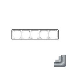 CDP585LG CD plus Светло-серый Рамка 5-я