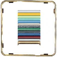 CDP81GCR CD plus Внутренняя цветная рамка Полированный хром