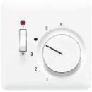 CDTR231PLLG CD 500/CD plusСветло-серый Накладка термостатакомнатного с выкл.(мех TR231U,TR241U)