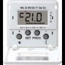 CDUT238DSW CD 500/CD plusЧерный Дисплей термостата с таймером(мех. UT238E)