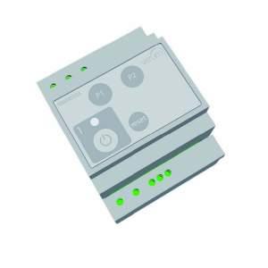 DIN-модуль - Диммер, одноканальный, Z- wave - Vitrum I DIN dimmer wireless