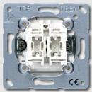 EP405U EcoProfi Мех Выключатель 2-клавишный