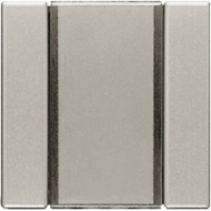 ES41F LS 990 EdelstahlПульт управления настенный плоский,6V, 1 канал