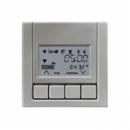ES5232T3 LS 990 EdelstahlНакладка жалюзийного выкл. УНИВЕРСАЛ с таймером(мех.220ME,230ME,232ME)