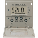 ESUT238D LS 990 EdelstahlДисплей термостата с таймером(мех. UT238E)