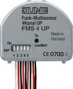 FMS4UP Радиопередатчик 4 канальный 3V, (литиевые элементы CR 2032 в компл.)