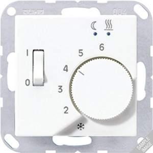 FTRA231MO А 500 Мокка Регулятор теплого пола, 10(4)А