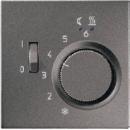 FTRAL231AN LS 990 Антрацит Регулятор теплого пола, 10(4)А