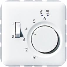 FTRCD231LG CD 500/CD plusСветло-серый Регулятор теплого пола, 10(4)А