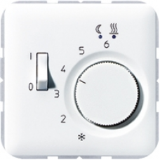 FTRCD231WW CD 500/CD plusБел Регулятор теплого пола, 10(4)А