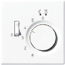 FTRLS231WW LS 990 Бел Регулятор теплого пола, 10(4)А