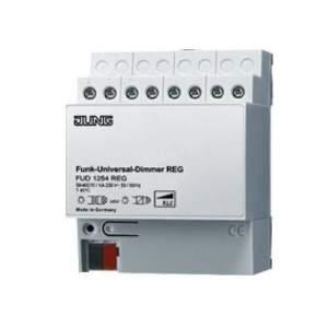 FUD1254REG Радиошина Универсальный радиодиммер, 315W/VA, ~230 V, DIN-рейка