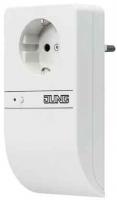 FZD1254WW Белый Радиодиммер универсальный в корпусе розетки-адаптера