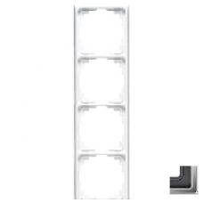 GCR2984 LS 990Блестящий Хром Рамка 4-я