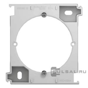 GSL000310C GLOSSA Расширение коробки наружного монтажа, АЛЮМИНИЙ
