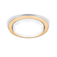 Светильник Gauss Tablet GX101 Хром/Золото, GX53 1/100