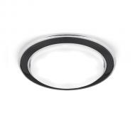 Светильник Gauss Tablet GX103 Хром/Черный, GX53 1/100